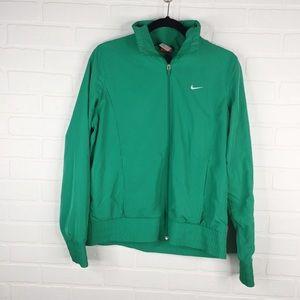 Nike Windbreaker Jacket The Athletic Dept. Green